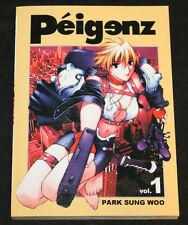 2000 Peigenz #1 Manga Graphic Novel Park Sung Woo VF-NM