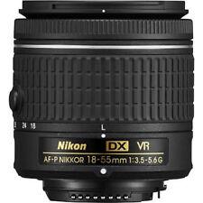Obiettivi a focus automatico e manuale per fotografia e video F/3, 5 18-55mm
