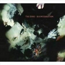 THE CURE - DISINTEGRATION NEW VINYL RECORD