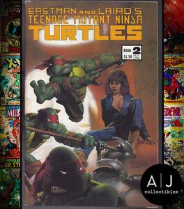 Teenage Mutant Ninja Turtles #2 3rd Print VF/NM 9.0 (Mirage)