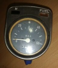 Suzuki FR50 instrument cluster clocks #2