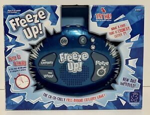 OC Freeze Up! Electronic Handheld Game 2-8 Players Educational Insights New