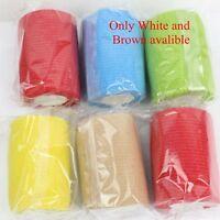 6 x High Quality 75mm x 4.5m Professional Cohesive Bandage