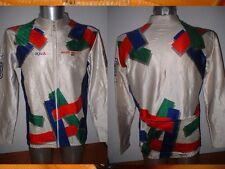 Agu Mercedes Winter Jacket Shirt Jersey Top Adult XL Cycling Cycle Bike Vintage