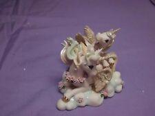 "Unicorn Figurine ""A New Day""; The Hamilton Collection (Lessons in Magic)"