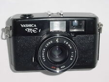 YASHICA ME 1 ME1 35mm Film Compact Camera w/ 38mm F2.8 Lens ** as mint