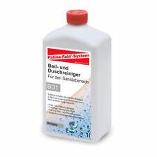 Patina Fala BD1 Bad- und Duschreiniger 1000 ml Entfernt Beläge in Bad & Dusche