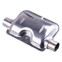 2 pcs T-heavy clamps Suitable for 22mm Eberspacher Webasto etc heater exhaust