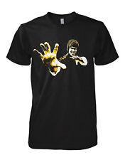 Bruce Lee inspirado para Hombre Artes Marciales MMA Boxeo Camiseta No Oficial Camiseta Nuevo