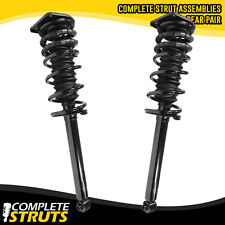 1995-2005 Pontiac Sunfire Rear Quick Complete Struts & Coil Springs w/ Mounts x2