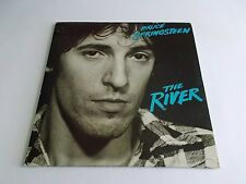 Bruce Springsteen The River LP 1980 Columbia Double Insert Vinyl Record
