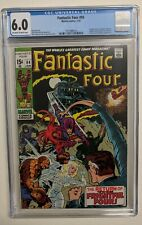 Fantastic Four #94 - Marvel 1970 CGC 6.0 1st Appearance of Agatha Harkness!