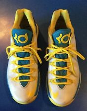 RARE Nike KD V Elite Playoffs Tour Yellow Blue Sz 9. Kevin Durant