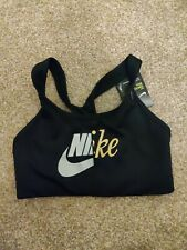 Nike Swoosh Bra size Small Medium Support BNWT