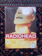 Radiohead The bends Guitar Tab Book