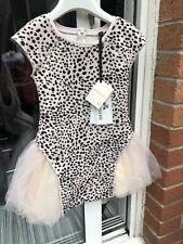 BNWT Stunning Girl's MONNALISA Dress Age 4 Years RRP £120