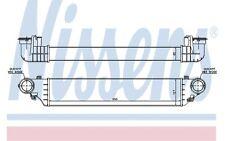 NISSENS Radiador de aire admisión MERCEDES-BENZ CLASE C CLK 96672