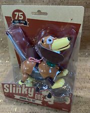 Slinky Dog Junior Pull Toy 75 Year Anniversary Disney Pixar Toy Story New Sealed