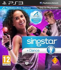 SingStar Dance - Move Compatible - DISC ONLY (PS3) *GOOD CONDITION*