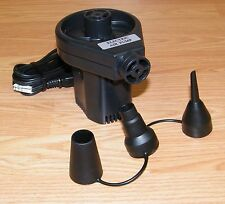 HO Lee Co. (HB-124BN) Electric Inflator/ Deflator Air Pump w/ Attachments *READ*