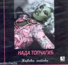 NADA TOPCAGIC CD Najveci hitovi Best Hit Folk Narodna Muzika Mihajlo Miki Jutro