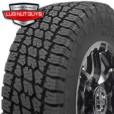 4 New 265/75R16 Nitto Terra Grappler AT Tires LT265/75R16 8 Ply D 119Q