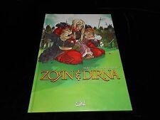 Morvan / Bessadi / Lerolle : Zorn et Dirna 4 : Familles décomposées