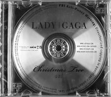 """LADY GAGA """"CHRISTMAS TREE"""" 2008 DJ PROMO CD SINGLE ~VERY RARE~ HTF *SEALED*"""