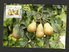 Serbia-Mc-Mk-European Nature Protection-Flora-Fruits-P ear-2015.
