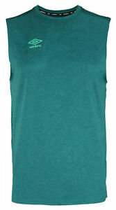 Umbro Men's Performance Muscle Top Shirt, Color Options