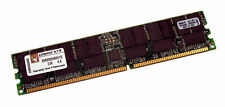 Kingston KVR333D4R25/1G (1GB DDR PC2700 ECC Reg DIMM 184pin) 36C DS Memory