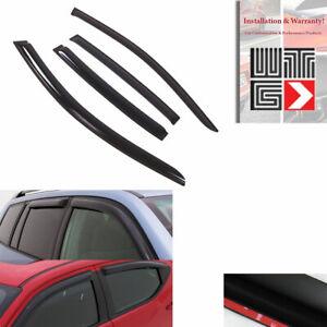 MAD Window Deflector Visor Shade Guard For 2002-2009 Chevrolet Trailblazer EXT