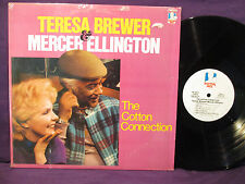 Theresa Brewer/Mercer Ellington The Cotton Connection WLP LP Doctor Jazz