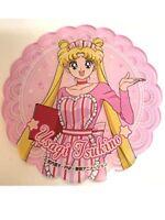 Pretty Soldier Sailor Moon Cafe Original Acrylic Coaster Usagi 2017 Limited