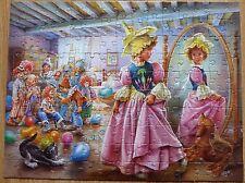 Puzzle Martine se Déguise avec Poster Marque Nathan  150 pièces 1995