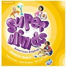 SUPER MINDS AMERICAN ENGLISH LEVEL 5 STUDENT'S BOOK WITH DVD-ROM by...