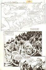 Batman: Dark Knight of the Round Table #2 p.21 - Ra's al Ghul 1999 Dick Giordano Comic Art