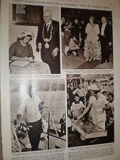 Photo article more of Princess Alexandra in Queensland Australia 1959