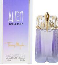 Thierry Mugler Alien Aqua Chic Light Eau De Toilette 2 Oz (Sealed Box)