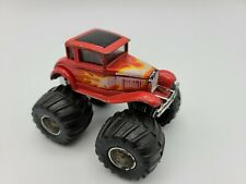 Matchbox Super Chargers DOC CRUSH RED FREE SHIPPING