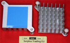 Aluminium Dissipateur de chaleur 36 x 42 x 15 mm Push-Pin