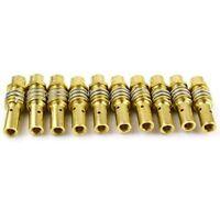 10PCS Binzel  MIG CO2 Welding Torch MB-15AK Contact Tip Holder Welding Torch