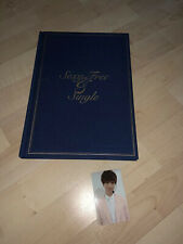 Super Junior Sexy, Free & Single Album + Yesung Photocard  - Kpop