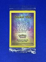 SEALED Ancient Mew Pokemon Card Promo Pokemon Movie 2000 Holo Foil Rare