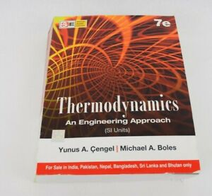 Thermodynamics An Engineering Approach Seventh Edition McGraw Hill