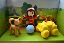 Noddy Playtime With Bunny - Adventures Tessie Bumpy Dogpc Plod Toy Figures