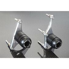 Sato Racing Engine Sliders for '14-Current Yamaha FZ-09 (MT-09) / '2016 XSR900 Y