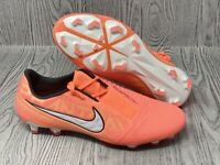 Nike Phantom Venom Elite FG Men's  Bright Mango  Soccer Cleats AO7540-810 New