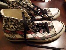 Converse Chuck Taylor All Star Shoes USA American Flag M 5 W 7 147063F