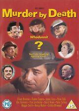 Murder By Death - Peter Falk, Alec Guinness - NEW Region 2 DVD